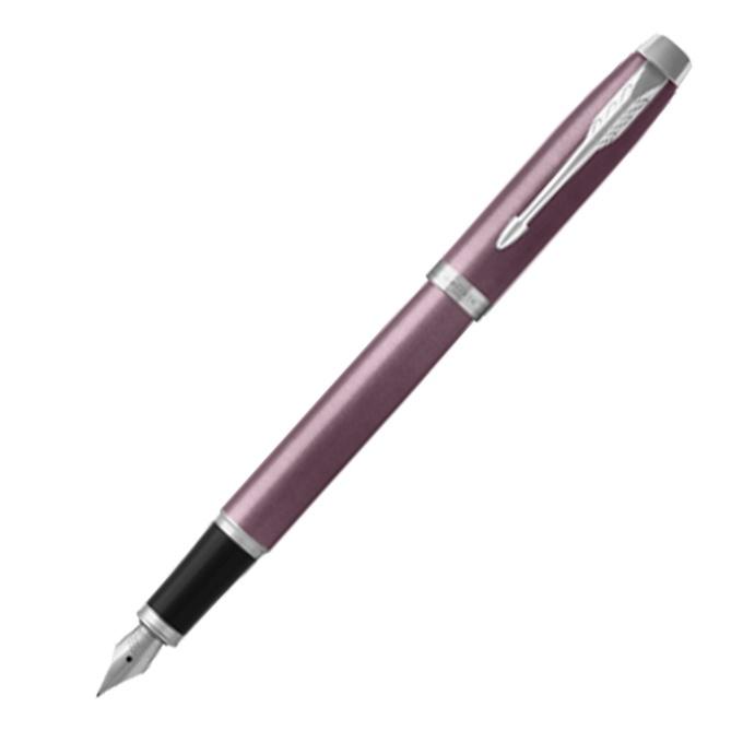Ручка Parker IM Core1931632Parker IM Core - White CT, ручка-роллер, F, BL