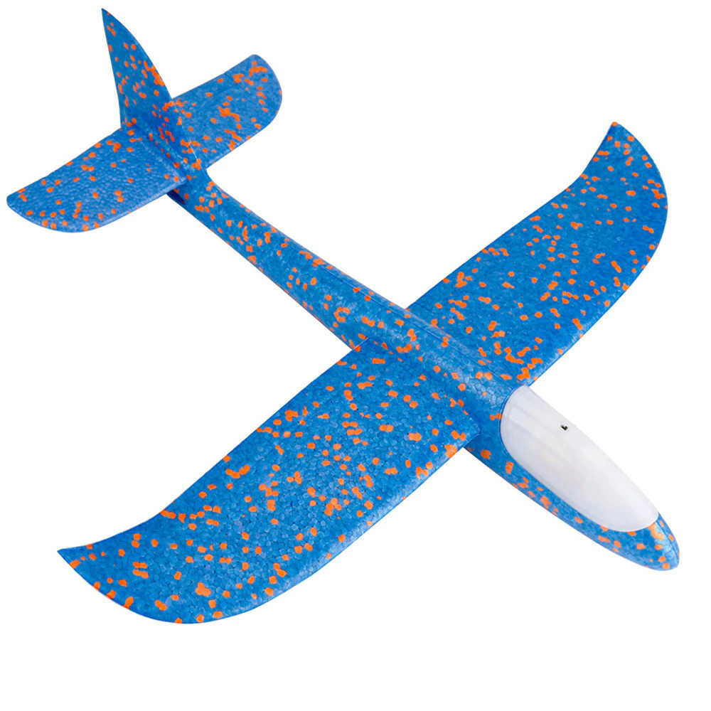 Самолет Самолетик синий