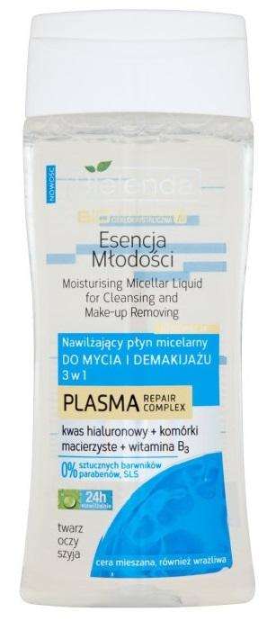 Вода мицеллярная BIELENDA Биотехнология 7Д50371Восстанавливающая мицеллярная вода - потрясающее средство для умывания и демакияжа, незаменимое для зрелой кожи. Средство мягко и эффективно очищает и ухаживает за кожей. Регулярное использование данного средства - залог сияющего, гладкого, нежного эпидермиса, его здорового и молодого вида, гиалуроновая кислота, экстракт арганового дерева, мочевина оказывают глубокое увлажняющее действие.