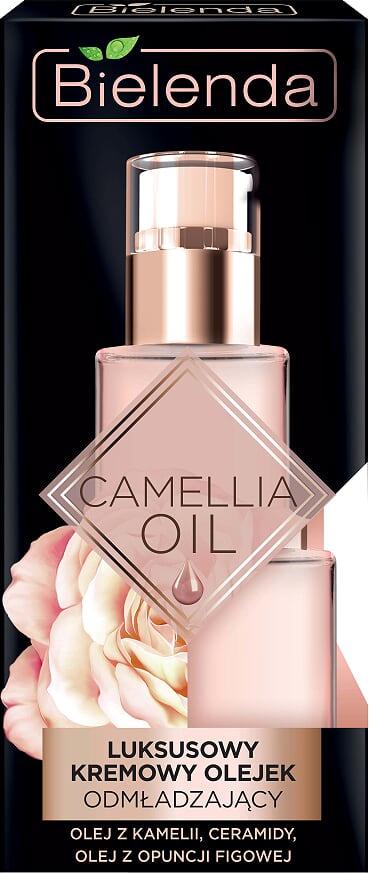 Эксклюзивное омолаживающее масло, CAMELLIA OIL, 15мл