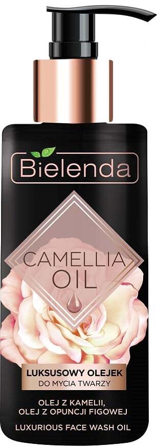 Эксклюзивное гидрофильное масло для умывания, CAMELLIA OIL, 140мл Bielenda