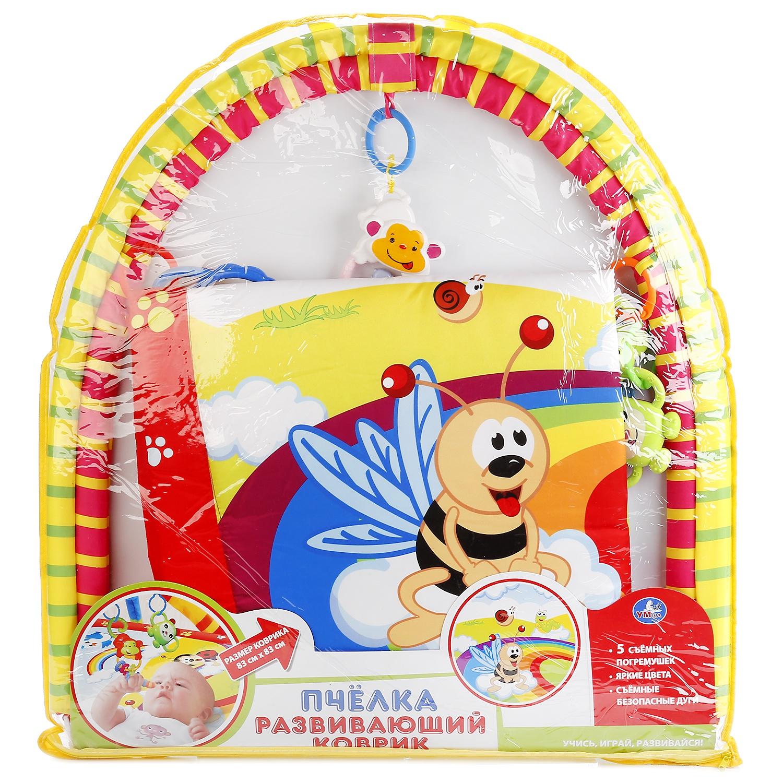 Фото - Игровой коврик Умка 1550452-R игрушки для новорождённых