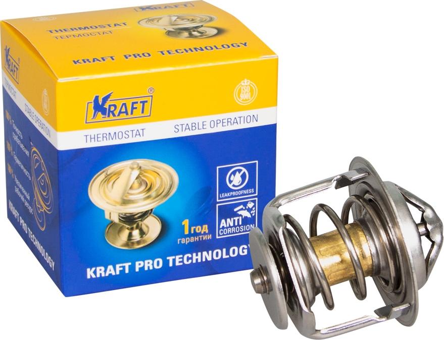 Термостат Kraft, для Hyundai/Kia Picanto/Getz 1.0i/1.1i масштабная модель kia picanto