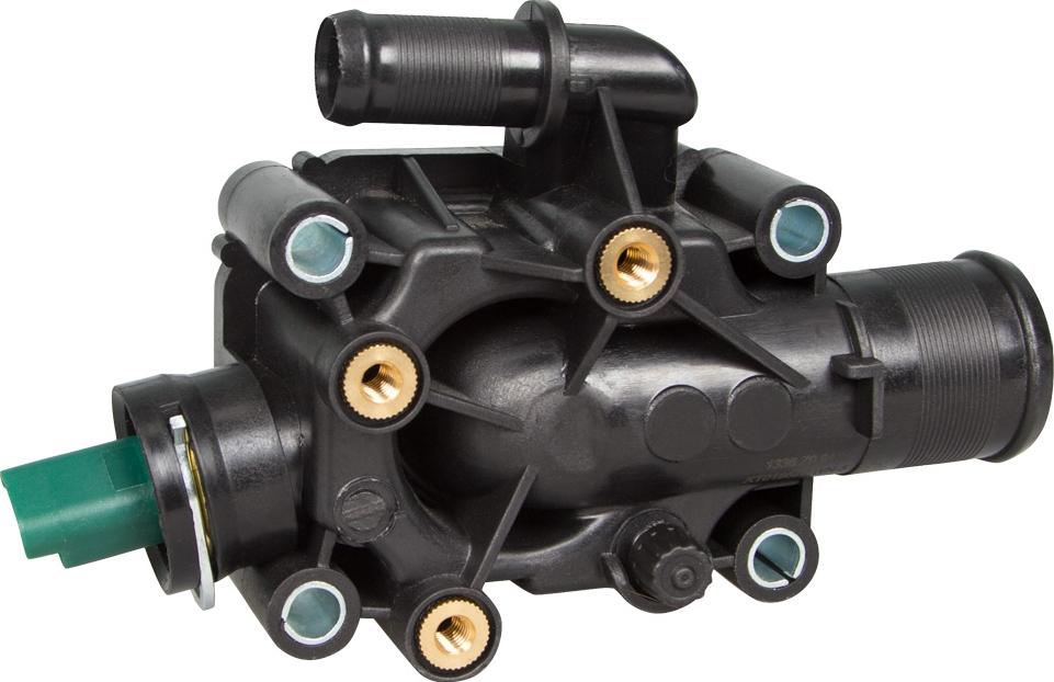Термостат Kraft, для Peugeot 308 (07-)/Citroen C4 (04-) 1.4i/1.6i KFU/NFU термостат kraft для peugeot citroen 307 00 406 96 c5 04 2 0i 89c