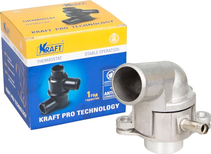 Термостат Kraft, для Chevrolet Lacetti/Cruze D4 (87С) цена 2017
