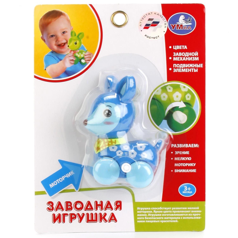 Заводная игрушка Умка B1592005-R цена в Москве и Питере