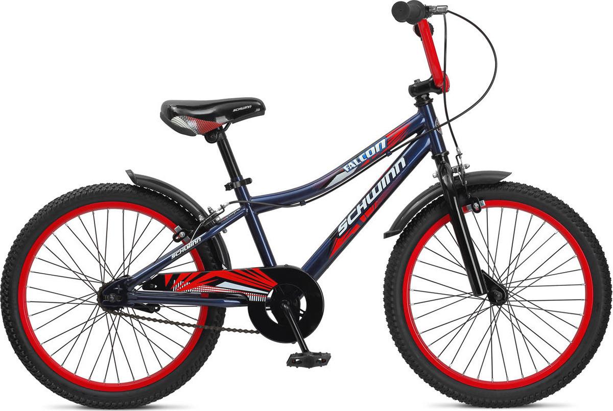 Велосипед детский Schwinn Falcon, синий
