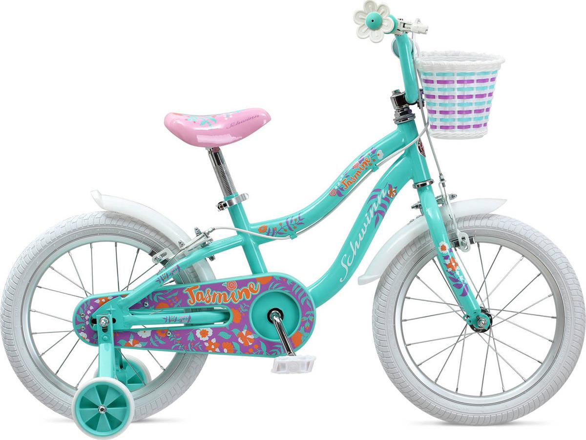 Велосипед детский Schwinn Jasmine, мятный цена