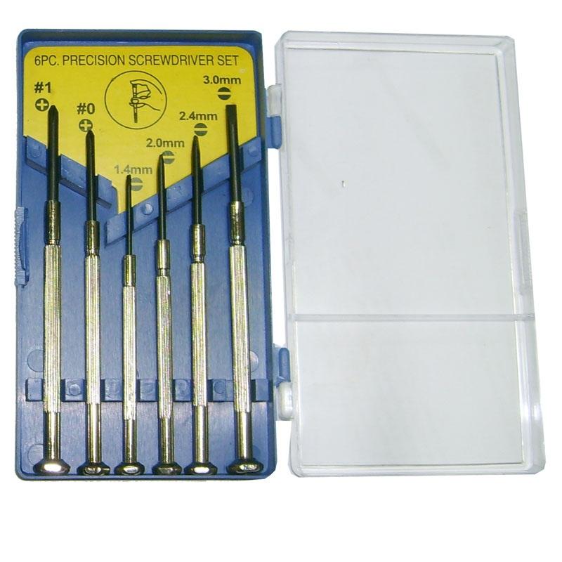 Отвертка Libman Набор отверток для точной механики MGH 41172 цена