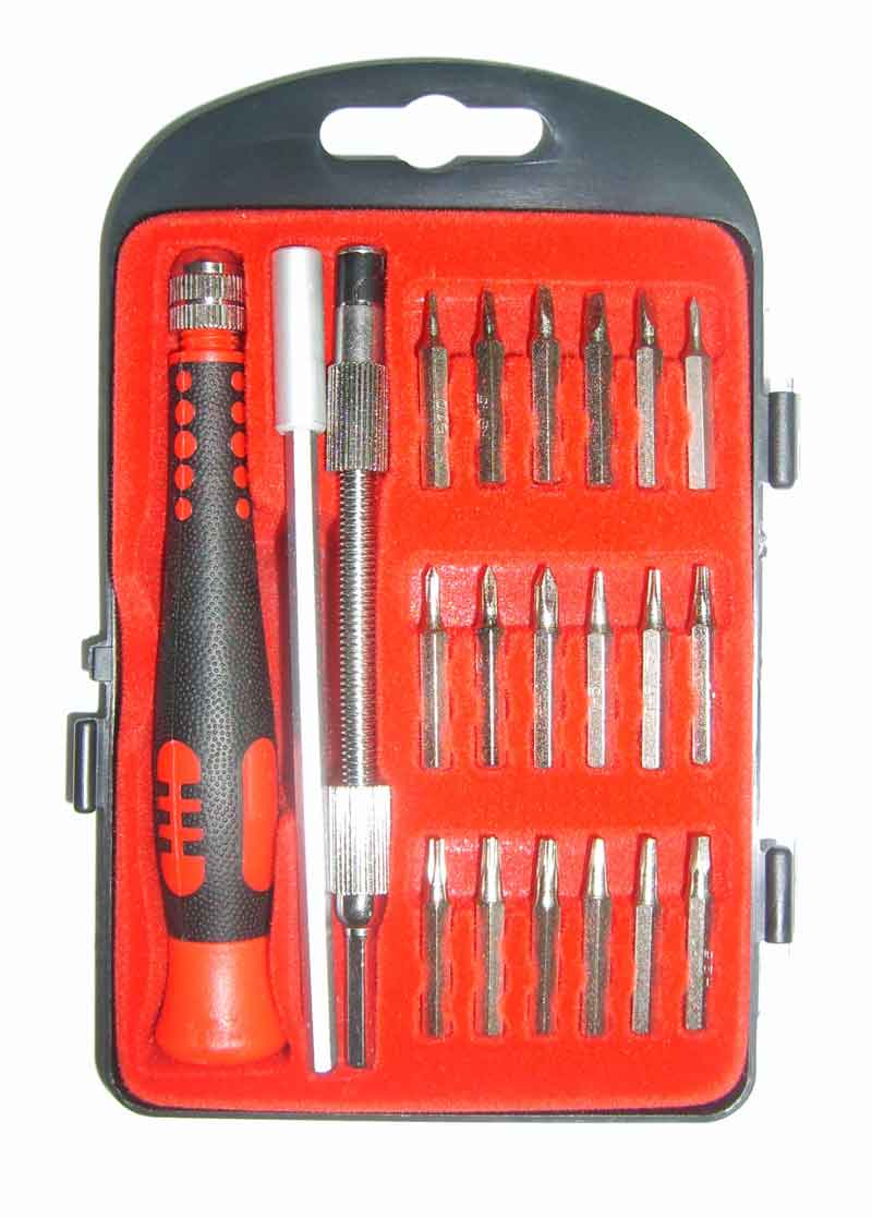 Набор инструментов Libman Набор бит 21пр. SKRAB 41682 набор бит skrab 36 предметов