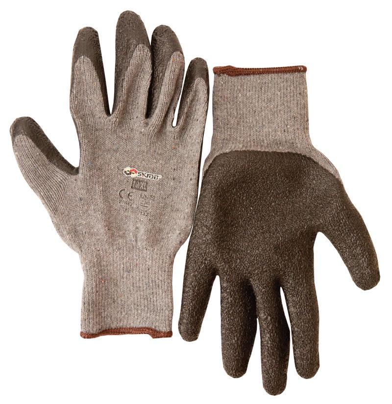 Фото - Перчатки защитные Libman Перчатки текстиль с латексным риф. покрытием 9/L 27641 перчатки с латексным покрытием airline awg c 09