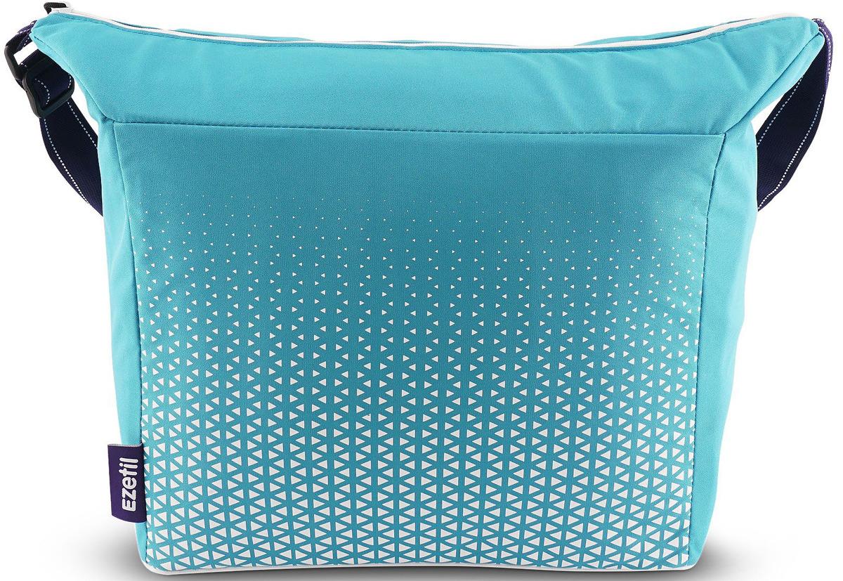 Термосумка Ezetil KC Holiday, цвет: голубой, 26 л сумка холодильник ezetil kc extreme цвет голубой серый 16 л