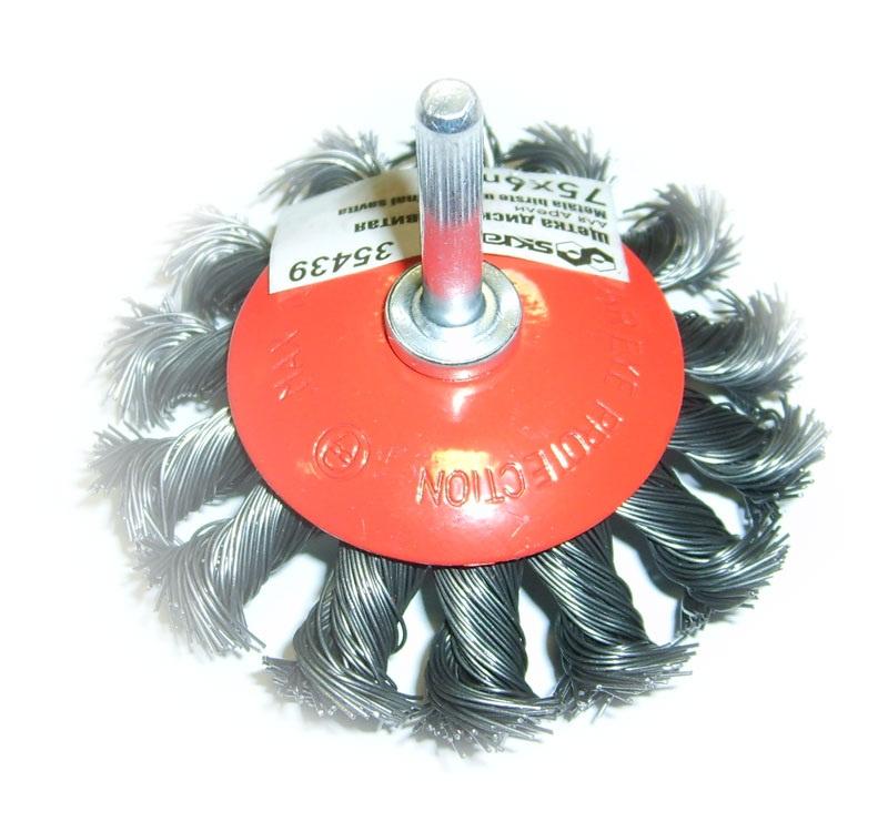 Щетка строительная Libman 35440 щетка для дрели stanley 75мм дисковая медная sta36007xj