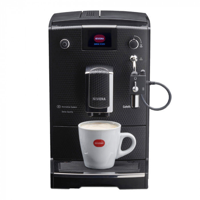 Кофемашина Nivona Nicr Caft Romatica 680, черный кофе машина nivona nicr 520