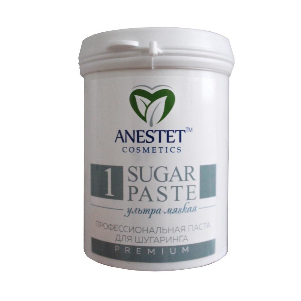 ANESTET Паста ультра-мягкая 1 для шугаринга (Анестет), 330 гр.