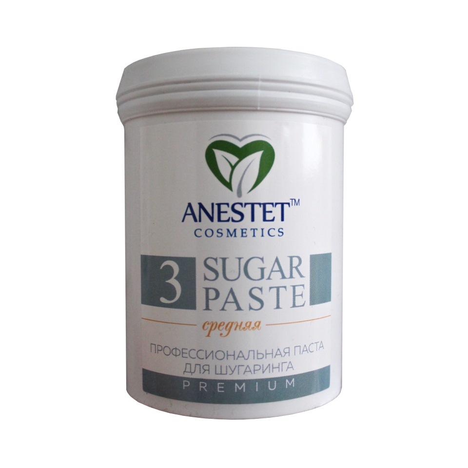 ANESTET Паста средняя 3 для шугаринга (Анестет), 330 гр