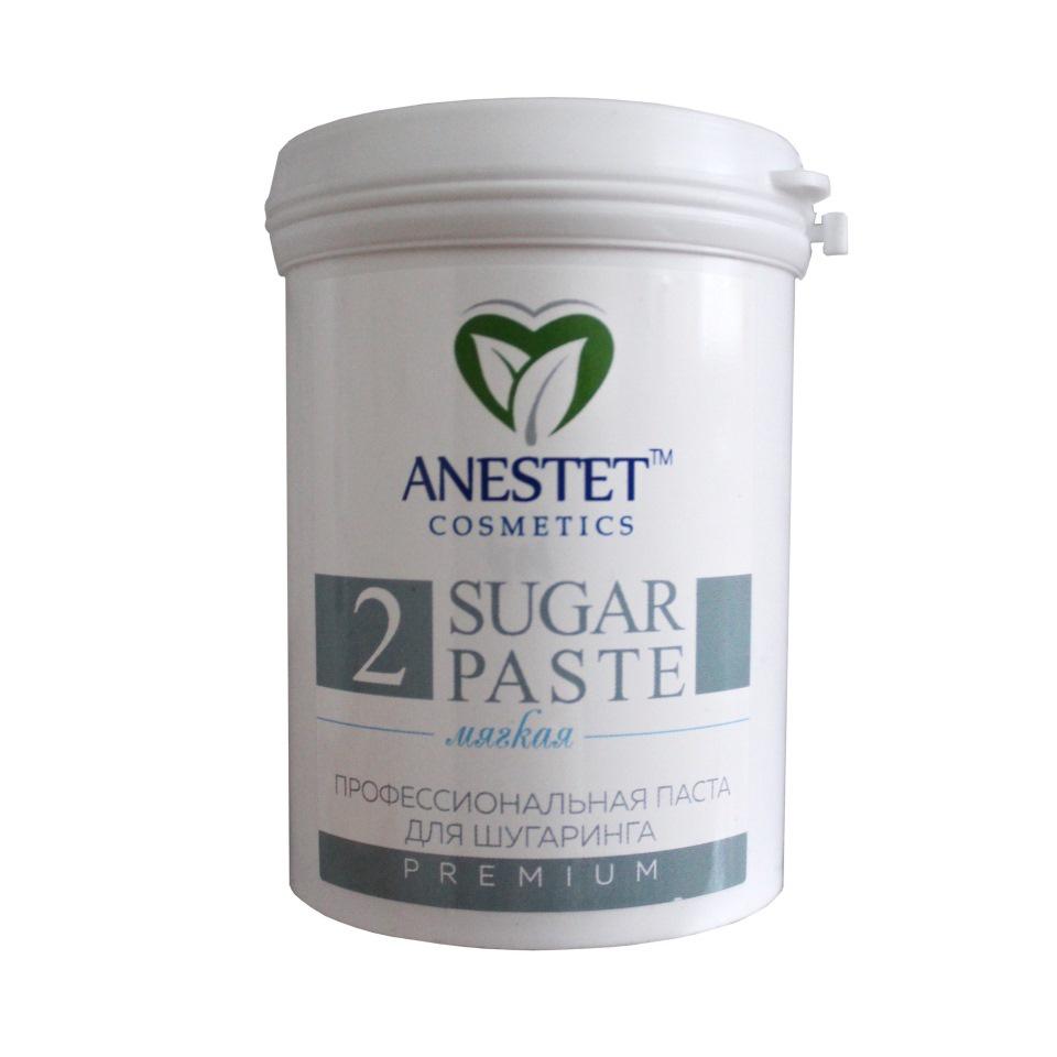 ANESTET Паста мягкая 2 для шугаринга (Анестет), 800 гр.