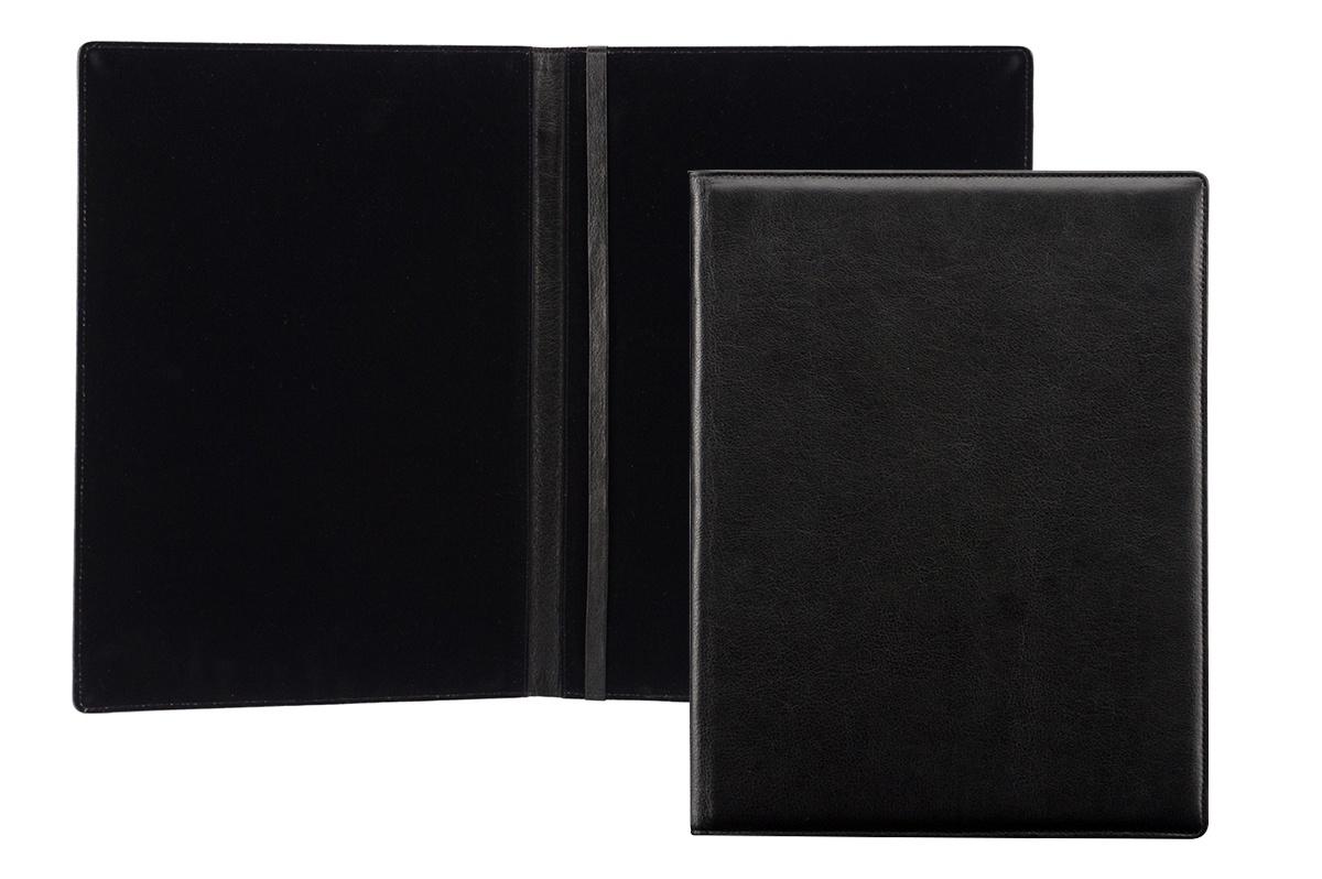 Папка адресная Faetano FT-PA-K01, черный адресная книга