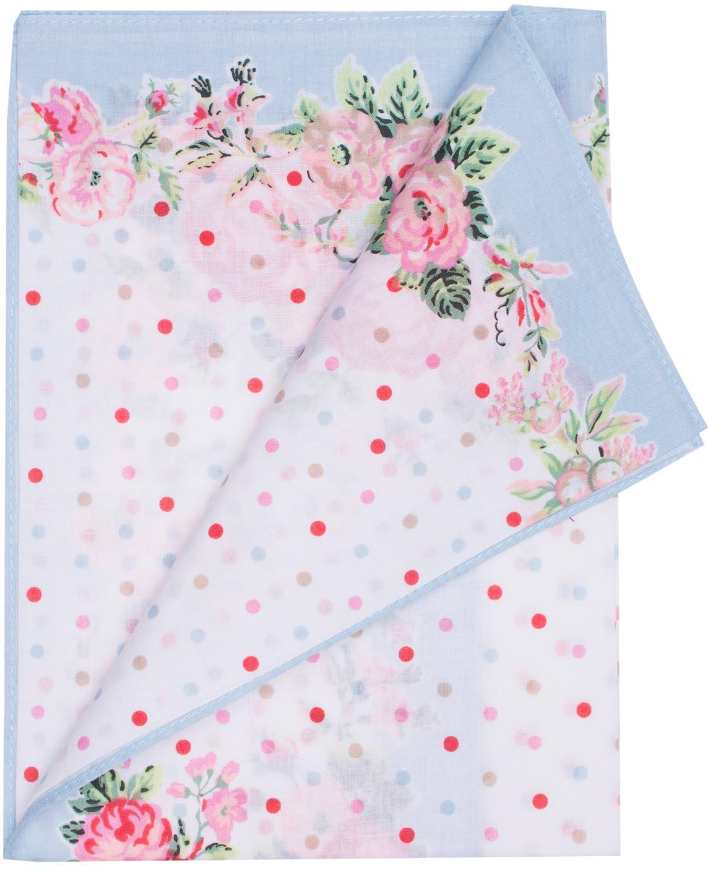 купить Носовой платок Etteggy ЭТ-S-One-07220x2, белый, голубой, розовый, белый, голубой, розовый по цене 255 рублей