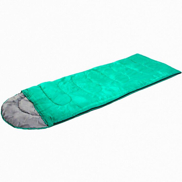 Спальный мешок Greenhouse SP-2, зеленый