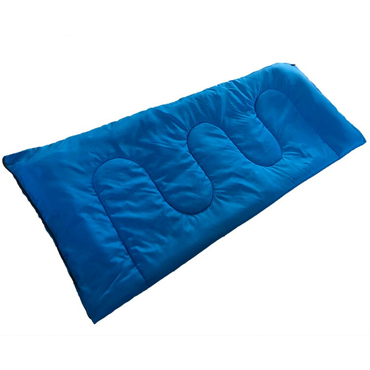 Спальный мешок Greenhouse SP-5, синий