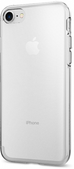 Чехол для сотового телефона SGP Liquid Crystal (042CS20435) - чехол-накладка для iPhone 7, прозрачный sva liquid crystal lt3232 main board 5800 a8m61a m010 screen lc320wxn