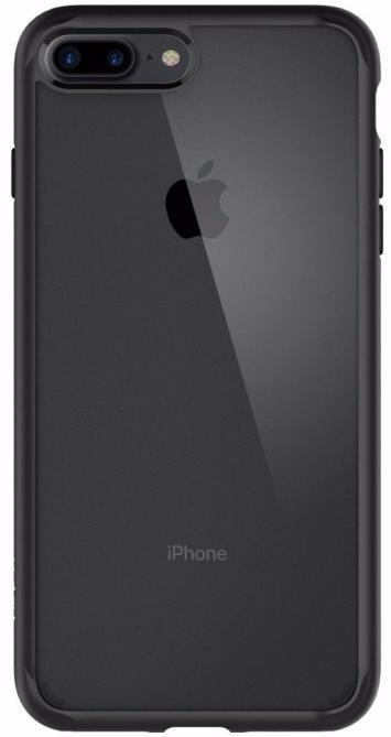 Чехол для сотового телефона SGP Ultra Hybrid 2 (043CS21137) для iPhone 7 Plus, черный