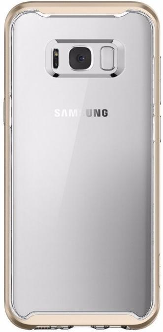 Чехол для сотового телефона SGP Neo Hybrid Crystal (565CS21603) для Samsung Galaxy S8, золотой аксессуар чехол spigen для samsung galaxy note 8crystal hybrid champagne 587cs21840