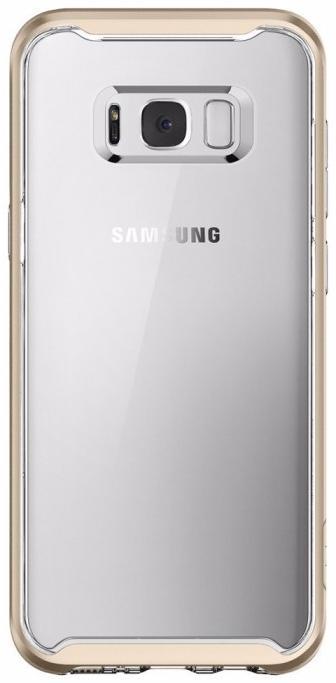 Чехол для сотового телефона SGP Neo Hybrid Crystal (571CS21655) для Samsung Galaxy S8 Plus, золотой spigen neo hybrid 562cs20568 чехол для samsung galaxy note 7 gunmetal