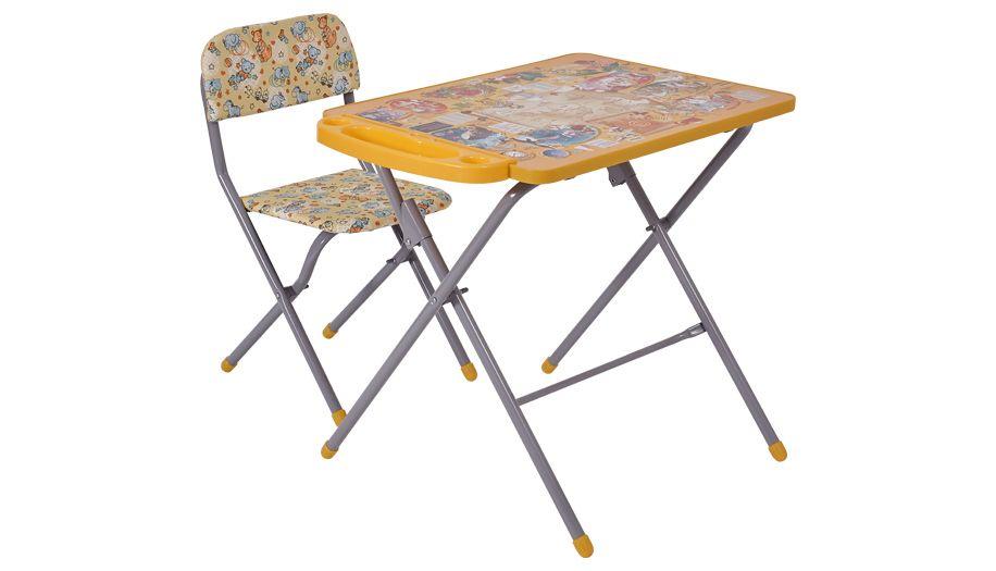 Набор детской мебели Фея Комплект детской мебели Досуг Мир вокруг