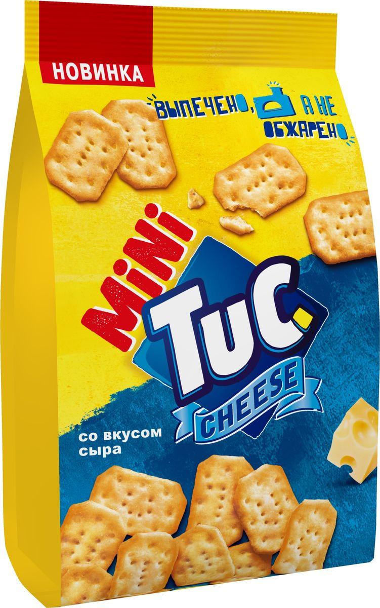 Крекеры Tuc Мини со вкусом сыра, 100 г цена