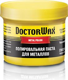 Паста Doctor Wax, DW8319, для металлов, 300 мл