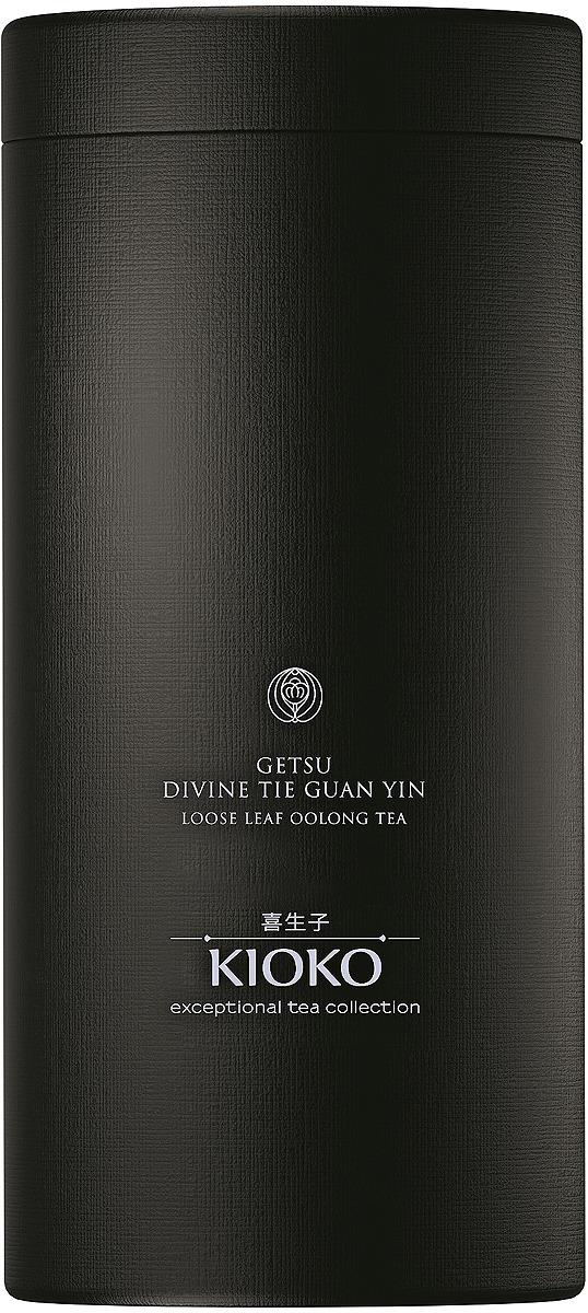Чай листовой Kioko Getsu Tie Guan Yin, улун, 100 г цена и фото