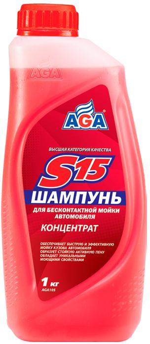 Очиститель кузова AGA, AGA105, концентрат, 1 л цены онлайн