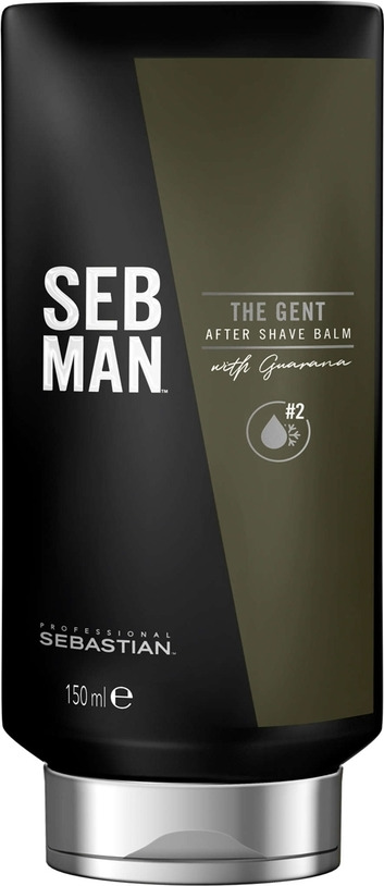 Увлажняющий бальзам после бритья Seb Man The Gent, 150 мл увлажняющий бальзам после бритья seb man the gent 150 мл