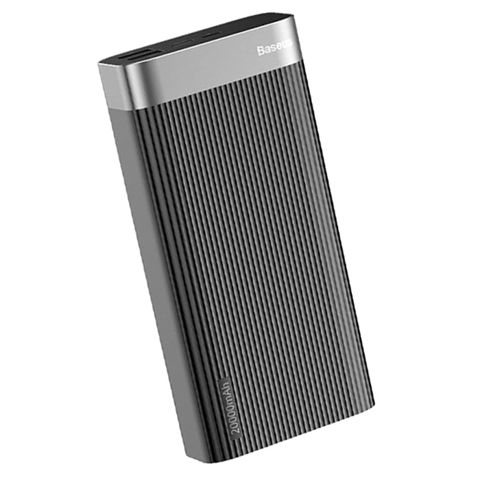 Внешний аккумулятор Baseus 14738, черный canon