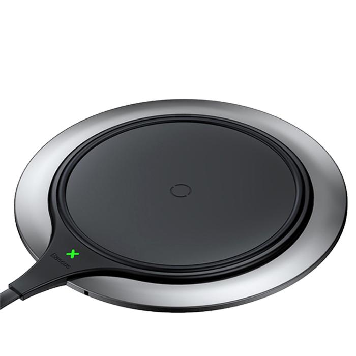 Беспроводное зарядное устройство Baseus 14440, черный samsung max