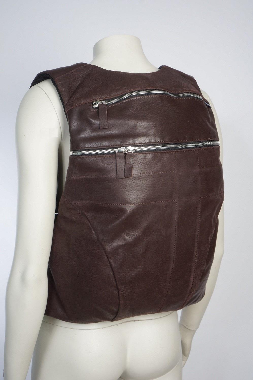 Рюкзак Lollypie 010, коричневый