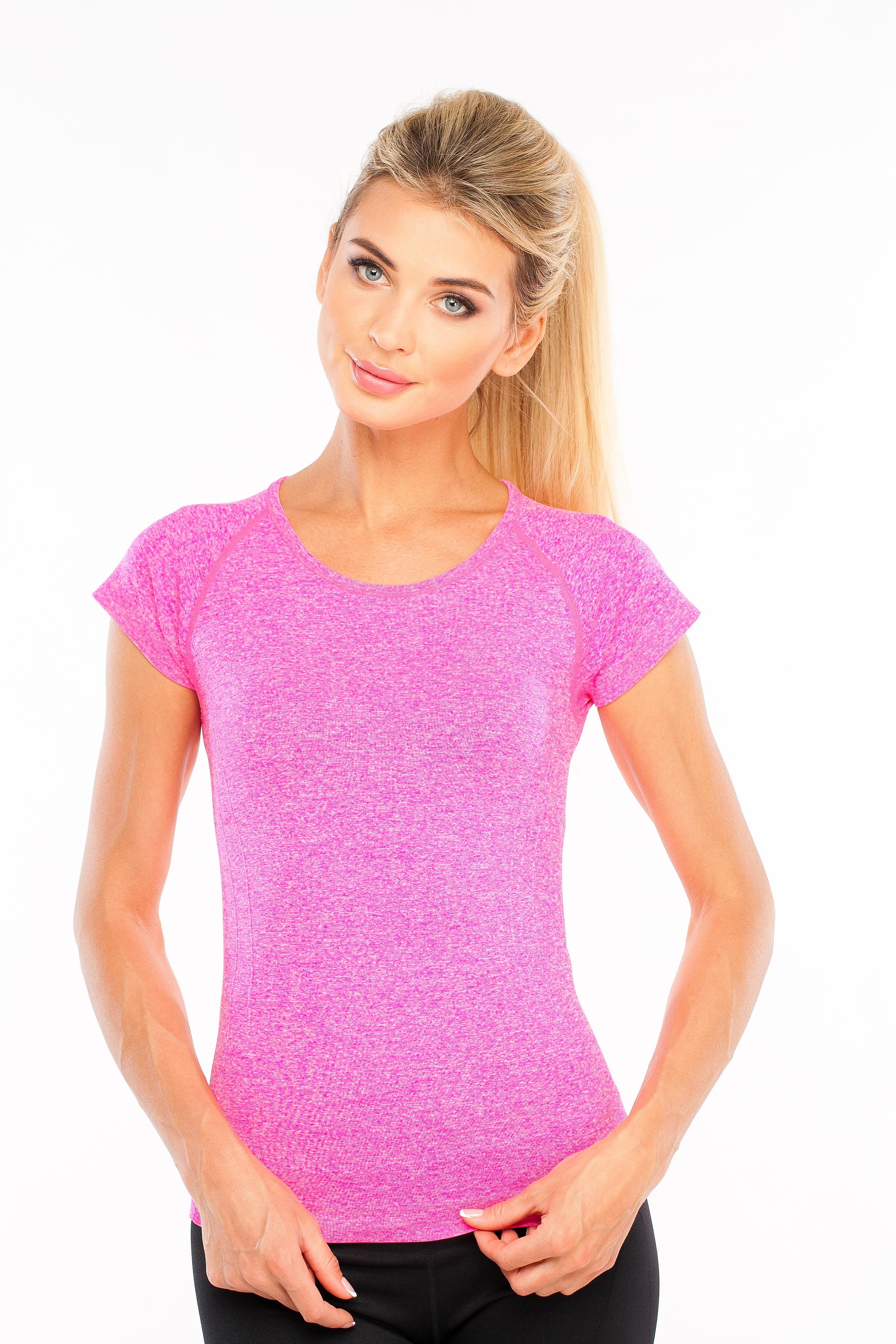 Футболка Pro-fit футболка pro fit розовый 42 размер