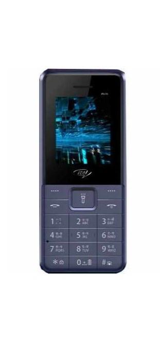 Мобильный телефон itel IT5606, черный мобильный телефон itel it5606 black
