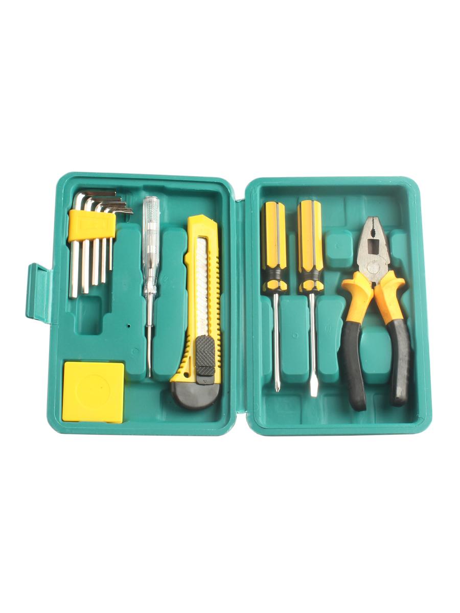 Набор инструментов Sadko 395453457, зеленый цена