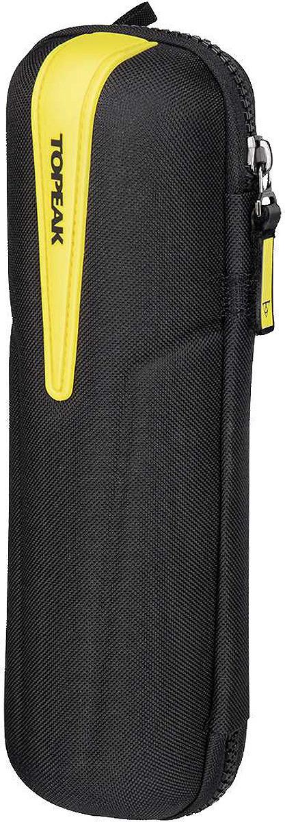 Велосумка под раму Topeak CagePack XL, TC2300BY, черный, желтый