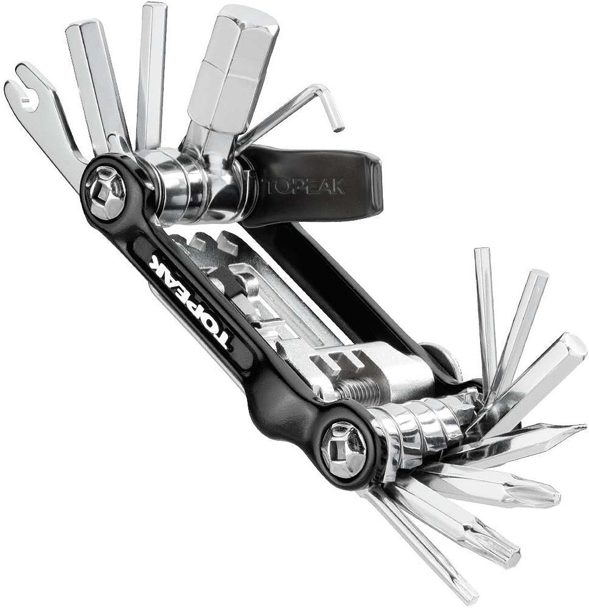 Мультиключ Topeak Mini 20 Pro, TT2536B, черный