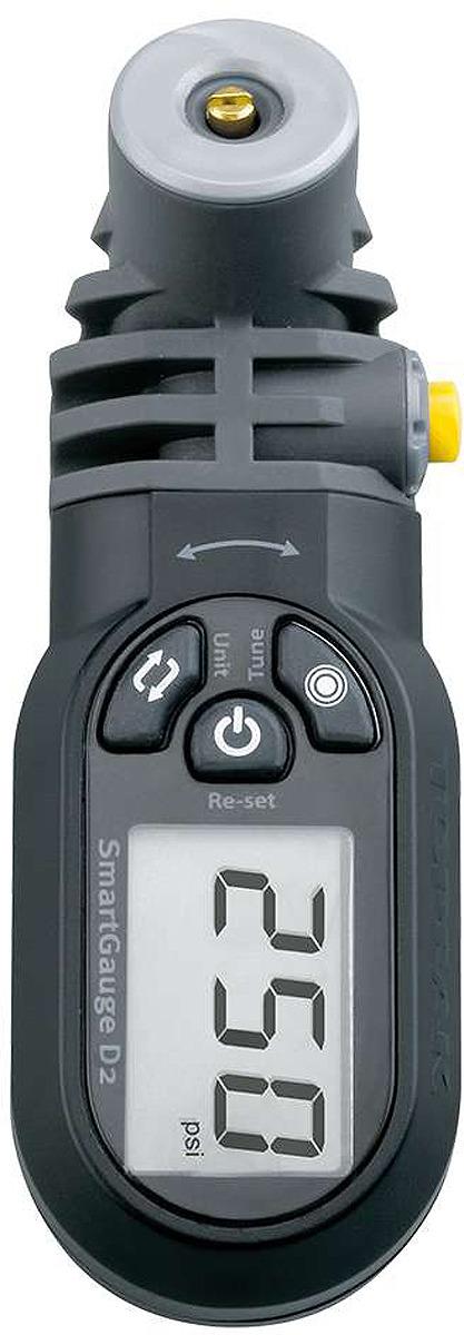 Индикатор давления электронный Topeak SmartGauge D2, TSG-02, черный