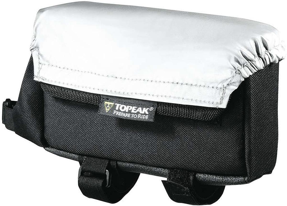 Велосумка под раму Topeak Tribag All Weather, TC2501B, черный