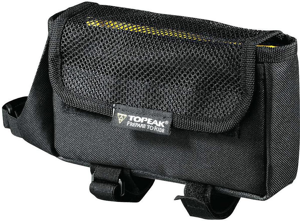 Велосумка под раму Topeak Tribag, TC2502B, черный цена
