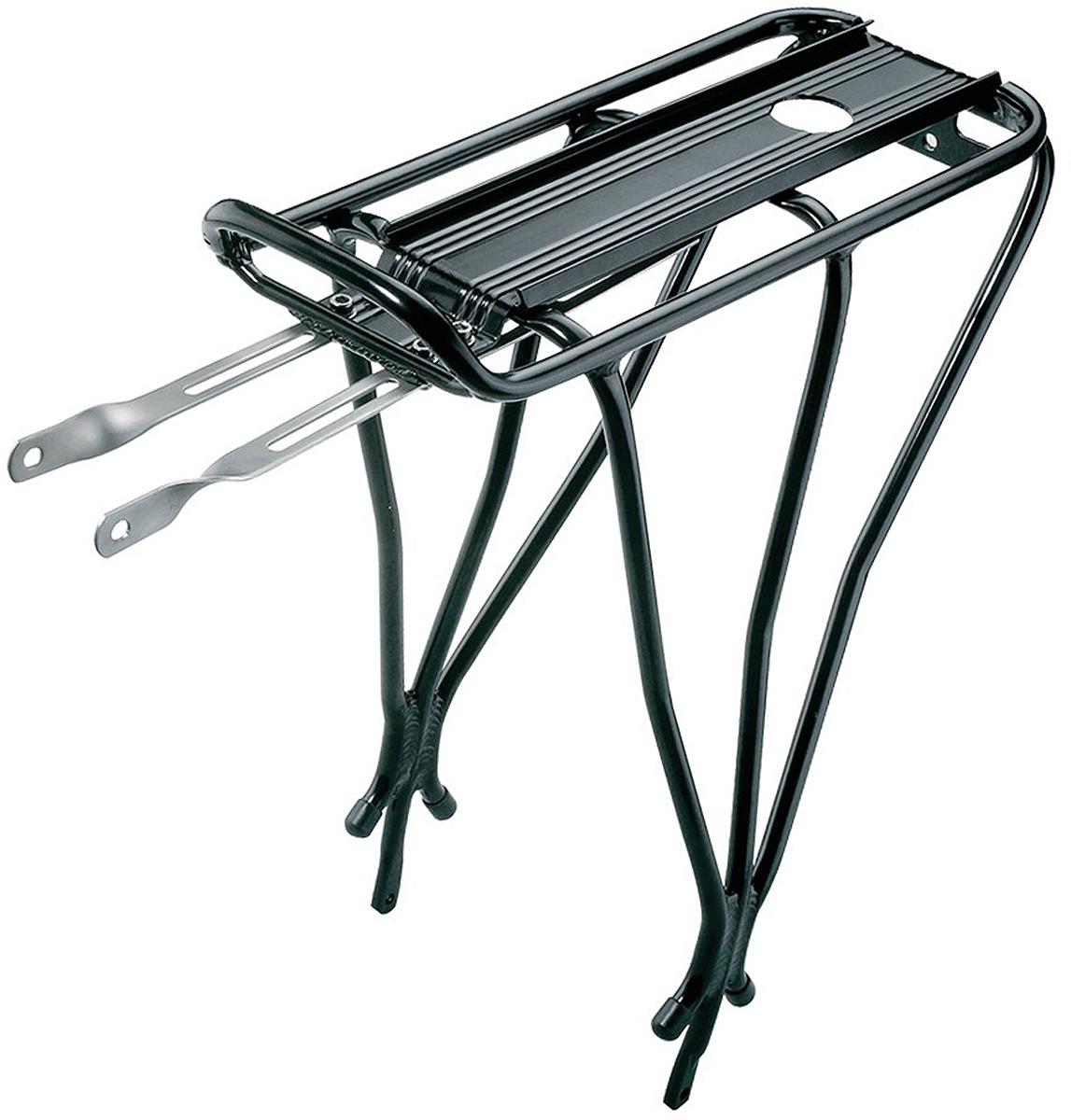 Багажник задний Topeak BabySeat Rack, для установки детского кресла, TCS2016, черный багажник mount by b 03ac black