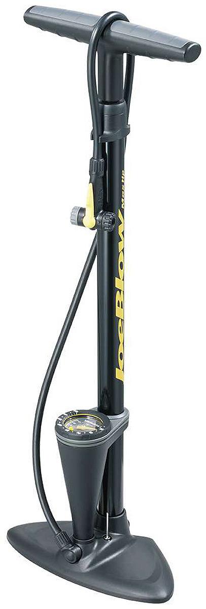 Велосипедный насос Topeak JoeBlow Max HP, напольный, TJB-M2B, черный цена