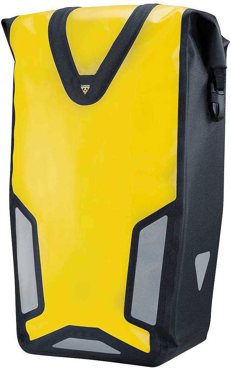 Велосумка на багажник Topeak Pannier DryBag, TT9829Y, желтый
