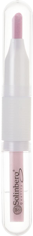 Пилка керамическая Solinberg 30050, вогнутая, длина 12 см терка для ног деревянная основа двухсторонняя solinberg ширина 60 мм